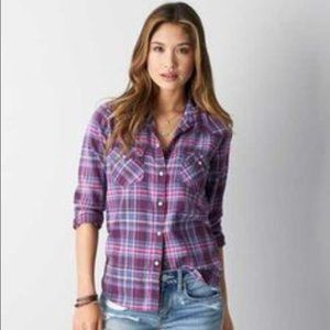 American Eagle Outfitters Vintage Boyfriend Shirt